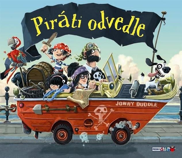 Piráti odvedle - Duddle Jonny