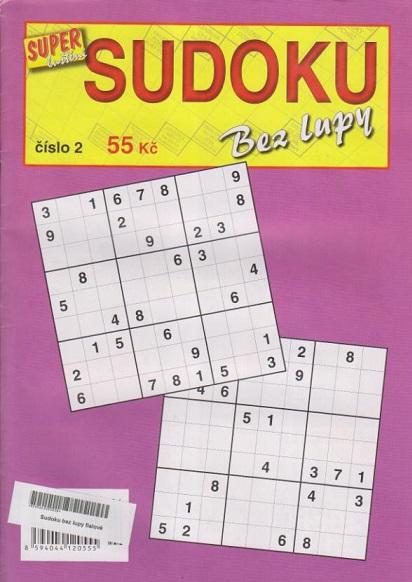 Sudoku bez lupy