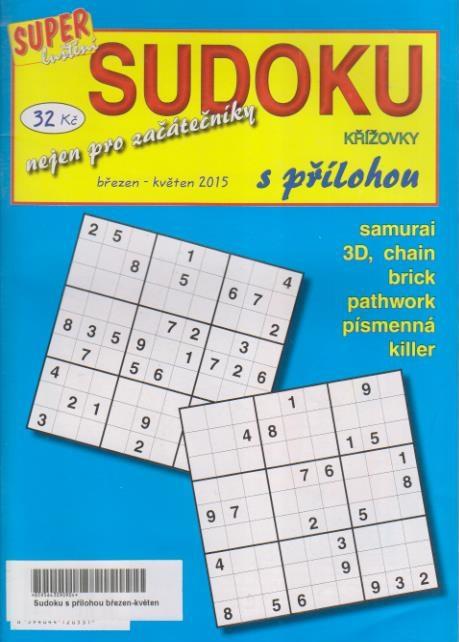 Sudoku nejen pro začátečníky