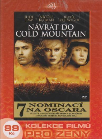Návrat do Cold Mountain - DVD digipack