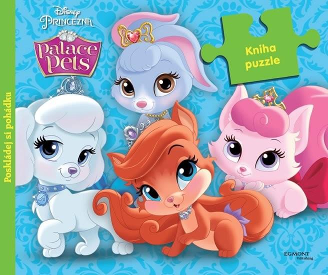 My Little Pony - Pořádáme oslavu - Kniha puzzle