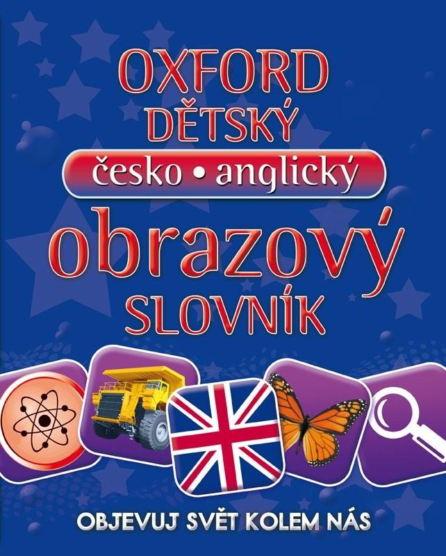 Oxfordský dětský česko-anglický slovník