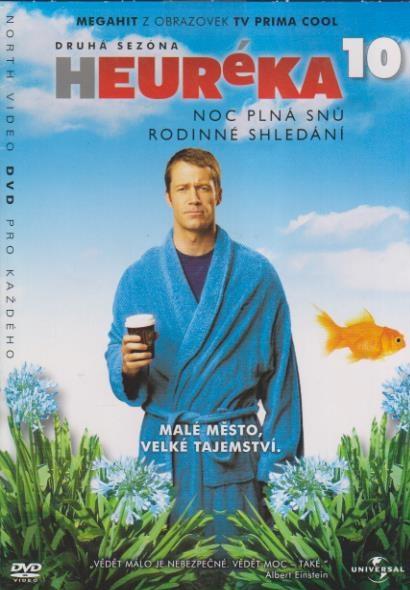 Heuréka 10, druhá sezóna - DVD
