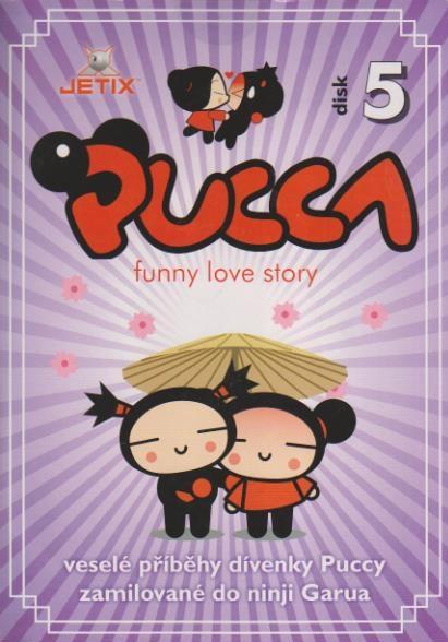 Pucca 5 - DVD