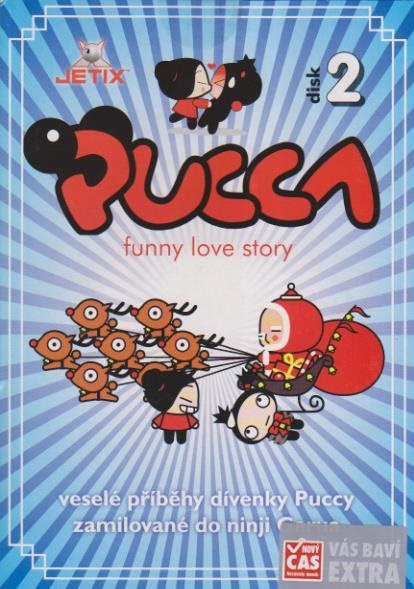 Pucca 2 - DVD