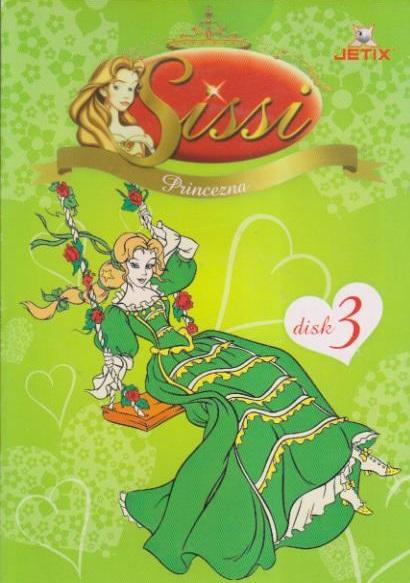 Princezna Sissi 03 - DVD