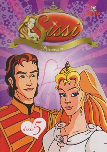 Princezna Sissi 05 - DVD