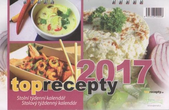 Kalendář - Toprecepty 2017