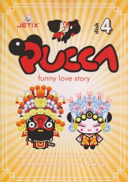 Pucca 4 - DVD