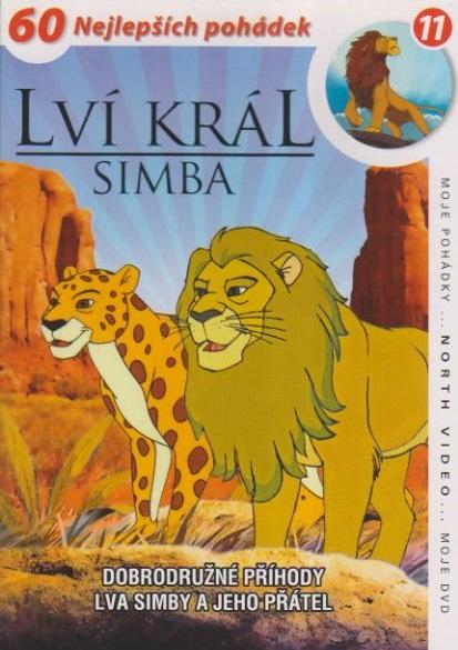 Lví král Simba - disk 11 - DVD