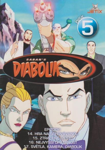 Diabolik 05 - DVD