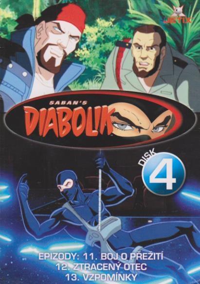 Diabolik 04 - DVD