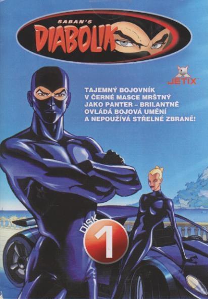 Diabolik 01 - DVD