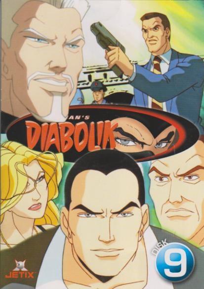 Diabolik 09 - DVD