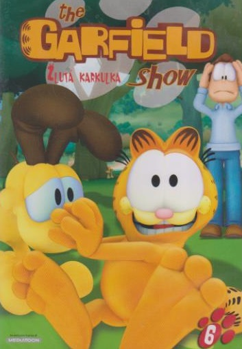 The Garfield show 06 - Žlutá karkulka - DVD