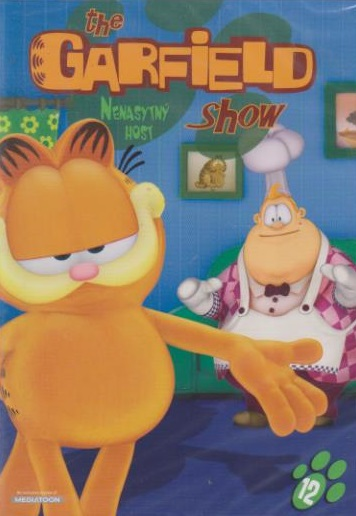 The Garfield show 12 - Nenasytný host - DVD