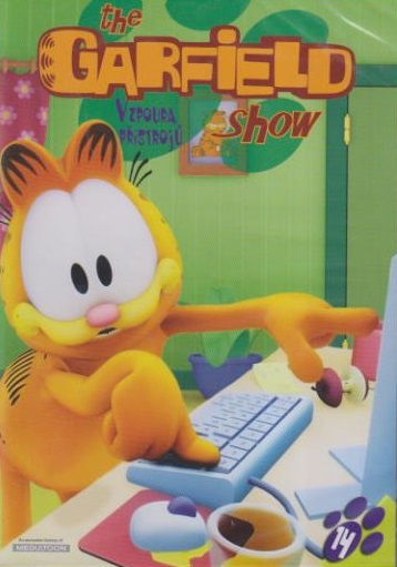 The Garfield show 14 - Vzpoura přístrojů - DVD