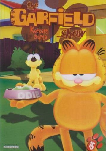 The Garfield show 15 - Kočkopsí žrádlo - DVD