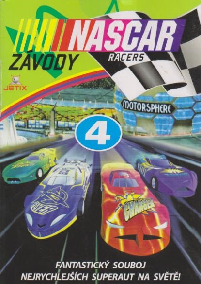 Závody nascar - 04 - DVD