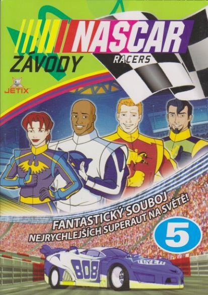 Závody nascar - 05 - DVD
