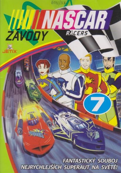 Závody nascar - 07 - DVD