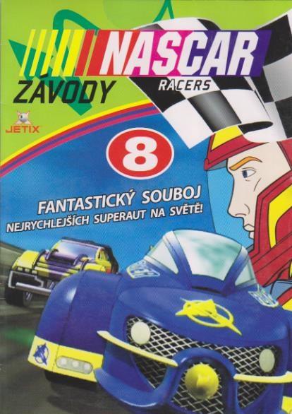 Závody nascar - 08 - DVD