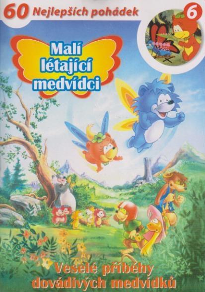 Malí létající medvídci 6 - DVD