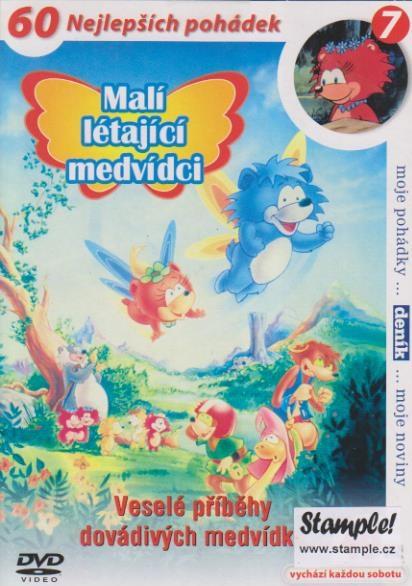 Malí létající medvídci 7 - DVD