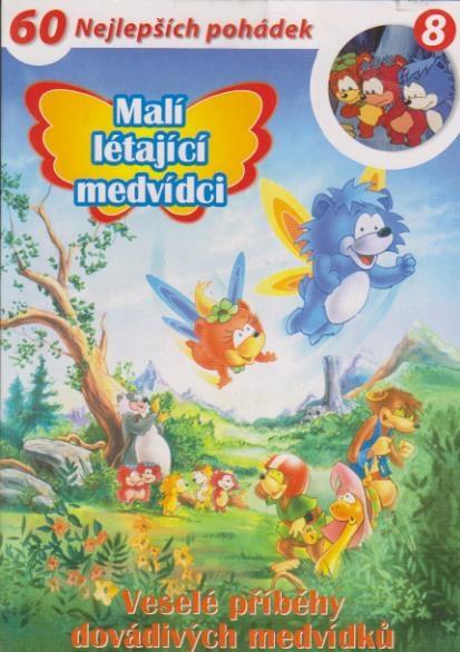 Malí létající medvídci 8 - DVD