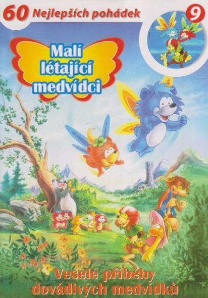 Malí létající medvídci 9 - DVD