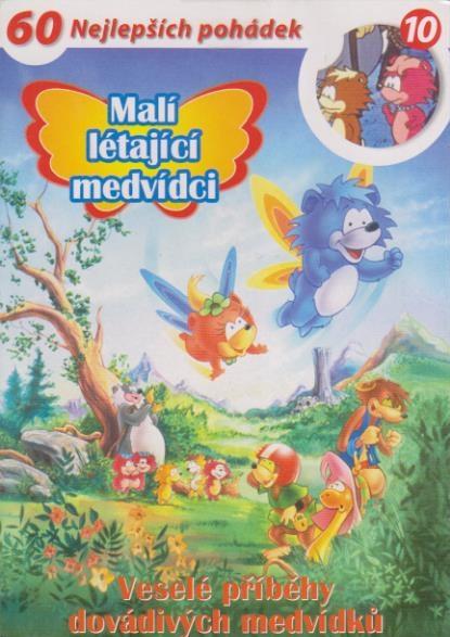 Malí létající medvídci 10 - DVD