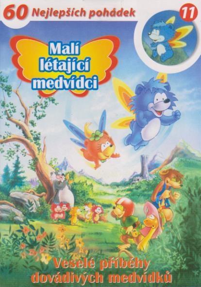 Malí létající medvídci 11 - DVD