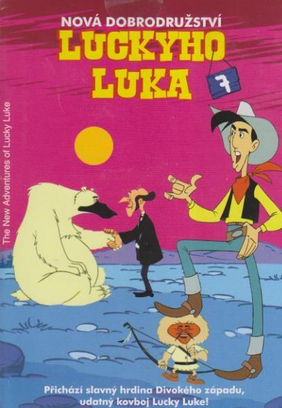 Nová dobrodružství Luckyho Luka 7 - DVD