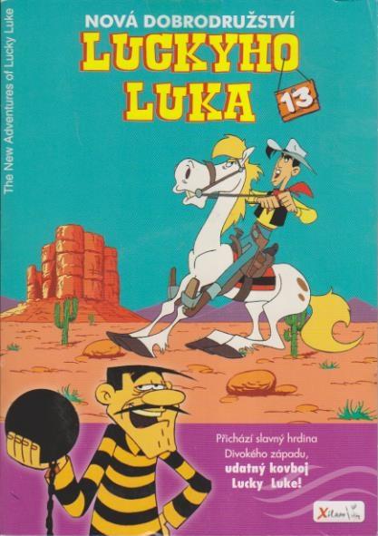 Nová dobrodružství Luckyho Luka 13 - DVD