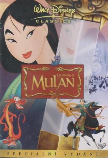 Legenda o Mulan 1.