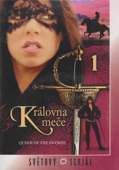 Královna meče 1 - DVD