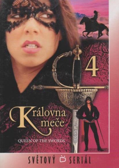 Královna meče 4 - DVD