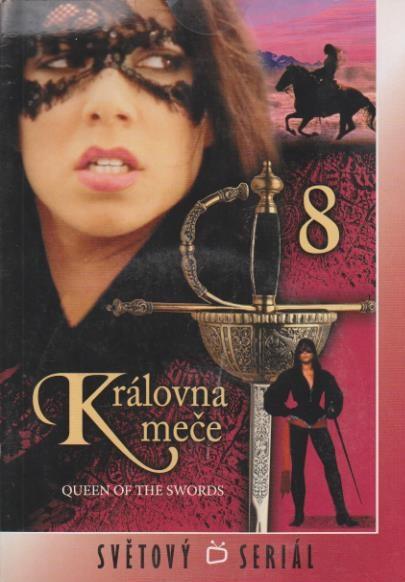 Královna meče 8 - DVD