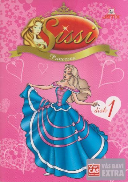 Princezna Sissi 01 - DVD