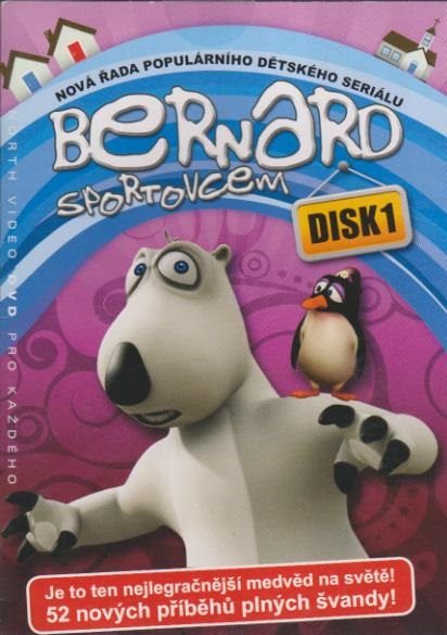 Bernard - Sportovcem disk 1 - DVD