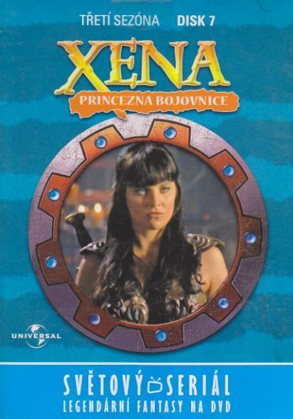 Xena disk 7 - 3. sezóna - DVD