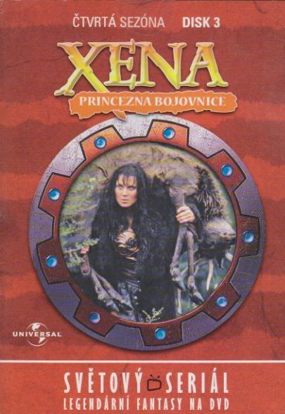Xena disk 3 - 4. sezóna - DVD