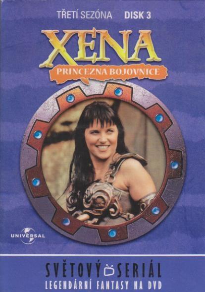Xena disk 3 - 3. sezóna - DVD