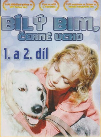 Bílý Bim- Černé Ucho, 1.-2. díl - DVD