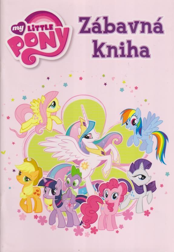 My Little Pony - Zábavná knížka