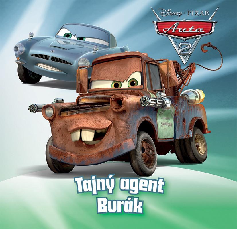 Auta - Tajný agent Burák
