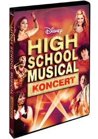 High School Musical: Koncert - DVD