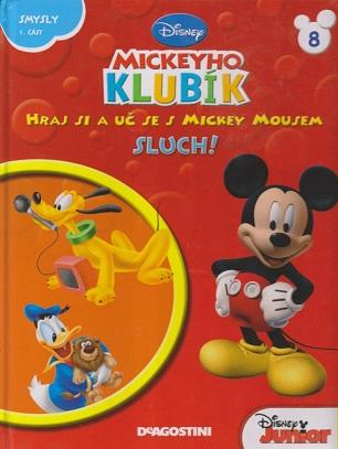 Mickeyho klubík 8 (DVD + kniha)