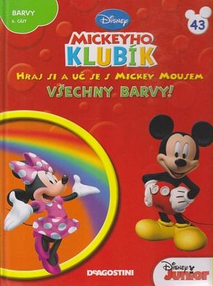 Mickeyho klubík 43 (DVD + kniha)