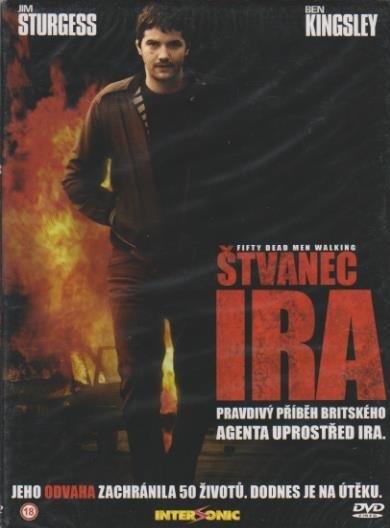 Štvanec IRA - DVD